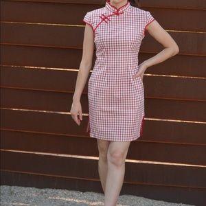 90's Cheongsam Dress